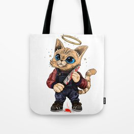 He's just a poor boy, he needs no sympathy Tote Bag