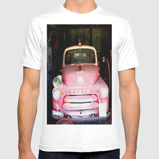 Early 1900s Fire Truck T-shirt