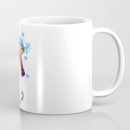 Georgia Smiles with Hearts Coffee Mug