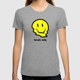 Locals Only Warped Smiley T-shirt