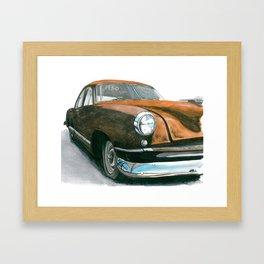 50 Kaiser #3 Framed Art Print