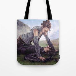 Reylo - Fight Tote Bag