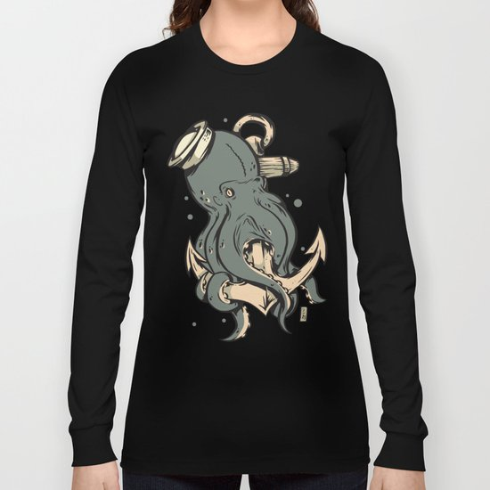 Dark Seas Long Sleeve T-shirt