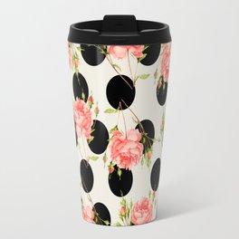 MIXED FLORAL Travel Mug