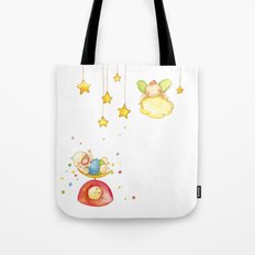 Baby weight Tote Bag
