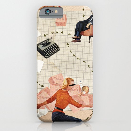 Claire iPhone & iPod Case