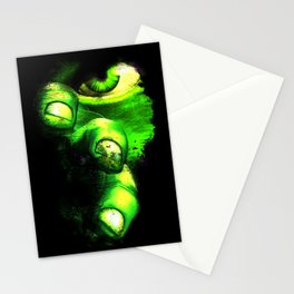 Hulk is walking after you! Stationery Cards