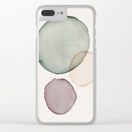 calm Clear iPhone Case