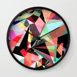 Colorflash 6 Wall Clock