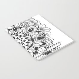 Bird of Wisdom Notebook