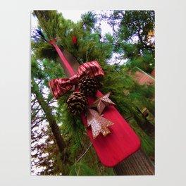 Christmastime Decor Poster