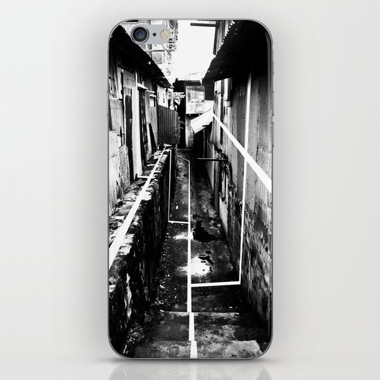 Transitions #5 iPhone & iPod Skin