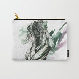 Half-naked Carry-All Pouch