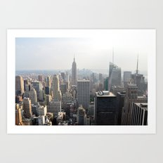 New York Empire Art Print