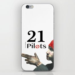 TwentyOnePilots iPhone Skin