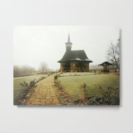 Lemony Snicket's house (maybe) Metal Print