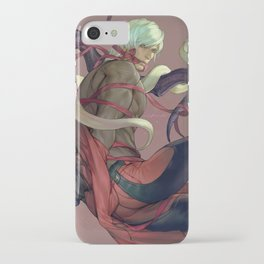 Ribboned iPhone Case