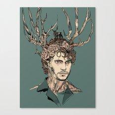 I Believe You Canvas Print