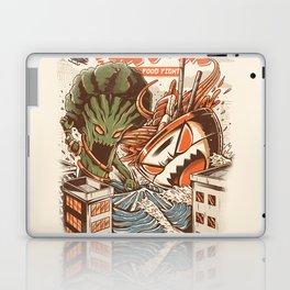 Kaiju Food Fight Laptop & iPad Skin