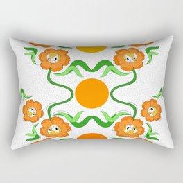 Cagney Carnation Rectangular Pillow
