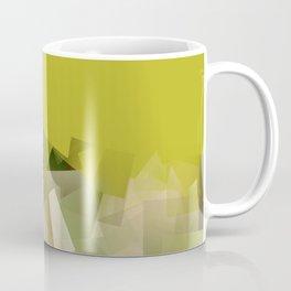Mount St. Victory geometric. Design for Paul Cézanne Coffee Mug
