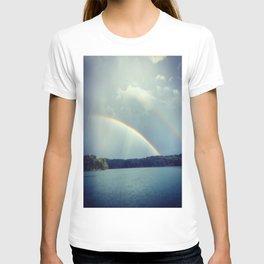 Rainbow Showers T-shirt