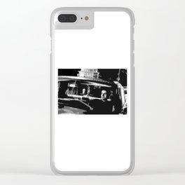 Robert De Niro Clear iPhone Case