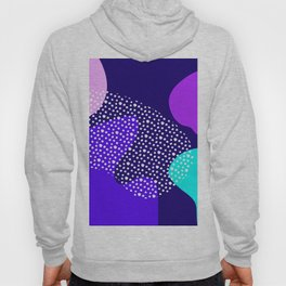 Darkness abstract pattern Hoody