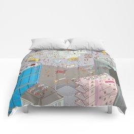 Chaos city Comforters