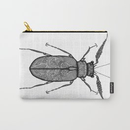 Prionus Beetle Carry-All Pouch