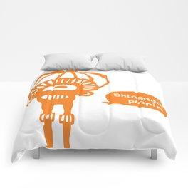 Shlagada pinpin Comforters