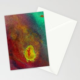 Essential Elements III - Earth Stationery Cards