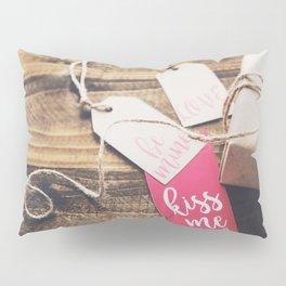Valentine's Day Gift Photography Pillow Sham