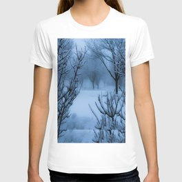 Foggy Winter Solstice T-shirt