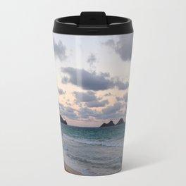 Beachside Mornings Travel Mug