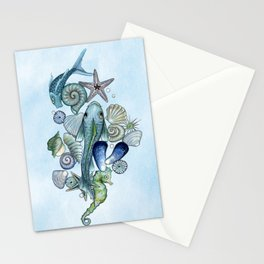 Atlantis Underwater World Stationery Cards