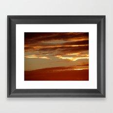 Sky (5) Framed Art Print