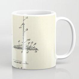 Fishing Tackle-1912 Coffee Mug