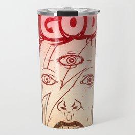 God Travel Mug