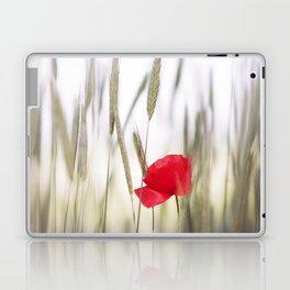 Poppy Abstract Laptop & iPad Skin