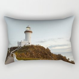 Byron Bay Lighthouse Rectangular Pillow