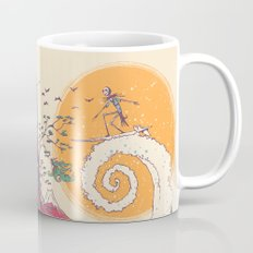Surf Before Christmas Mug