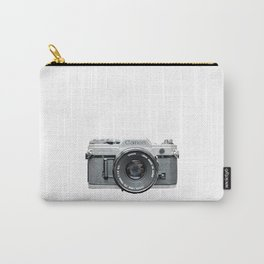 Vintage Camera Phone Carry-All Pouch