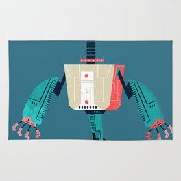 :::Mini Robot-Dynamo::: Rug