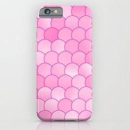 Blobs Pattern mag iPhone Case