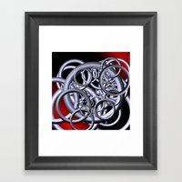 randomly Framed Art Print