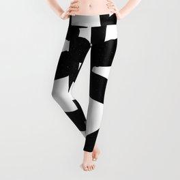 abstract 83 Leggings