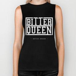 BQ Bitter Queen Biker Tank