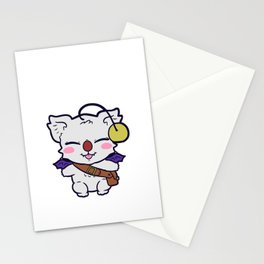 Final Fantasy Moogle Mog  Stationery Cards