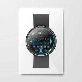 Smart Metal Print